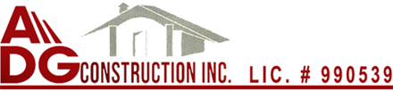 Logo ADG Construction, Inc
